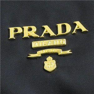Prada (プラダ)ショルダーバッグ BT0687 TES VERNICE SH ブラック