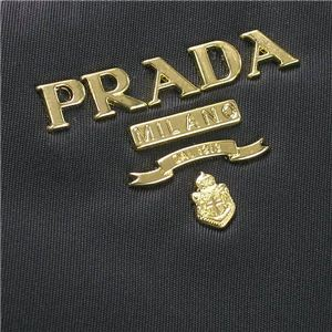 Prada (プラダ)トートバッグ BR3923 TES SAF COL ブラック
