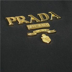 Prada (プラダ)  トートバッグ BR4058 TES SAF COL ブラック