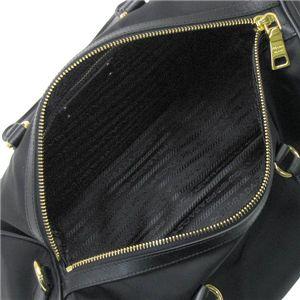 Prada (プラダ)  ハンドバッグ BL0575 TESS SAFFIANO H ブラック