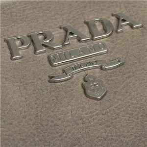 Prada (プラダ)  ハンドバッグ BL0540 グレー
