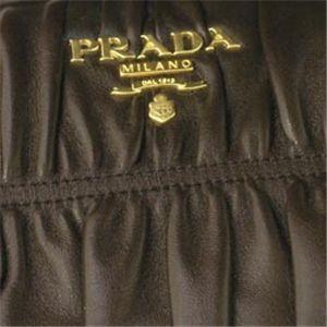 Prada (プラダ)  ハンドバッグ BL0394 ダークブラウン