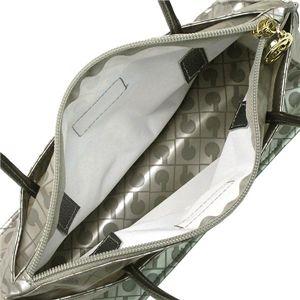 GHERARDINI(ゲラルディーニ) ハンドバッグ 210 ブラック/シルバー
