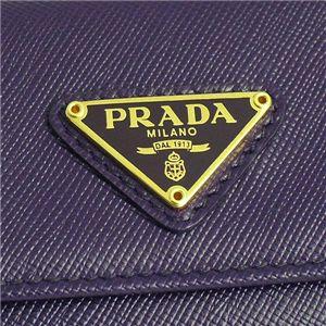 PRADA(プラダ) キーケース 1M0222 SAFFIANO ORO バイオレット