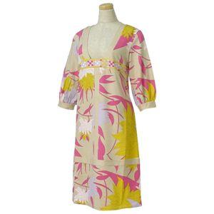 Emilio Pucci(エミリオプッチ) ドレス 91WG15 ピンク