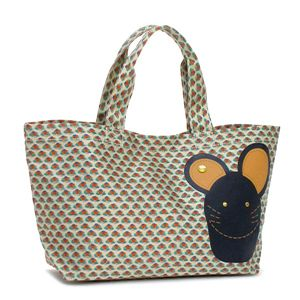 MARC BY MARC JACOBS(マークバイマークジェイコブズ) トートバッグ M392026 KALEIDSCOPE MOUSE TOTE