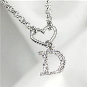 CHRISTIAN DIOR(クリスチャン ディオール) ペンダント D21020 Mini Necklace シルバー