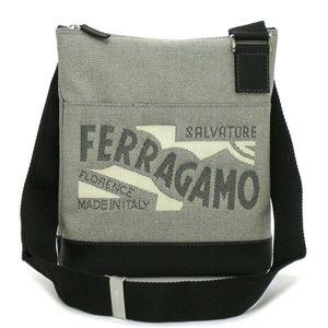 Ferragamo(フェラガモ) ナナメガケバッグ 247243 RUSH ブラック