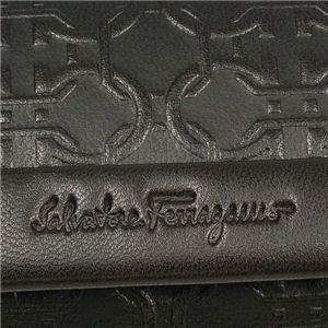 Ferragamo(フェラガモ) キーケース 668637 MAXIME LUXOR ダークブルー