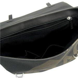Ferragamo(フェラガモ) ショルダーバッグ 248630 MAXI ブラック/ブラウン