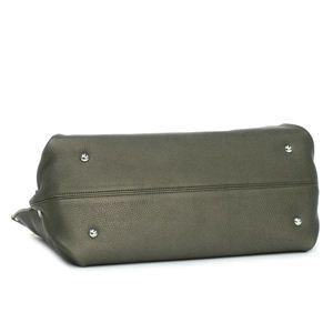 Ferragamo(フェラガモ) ハンドバッグ 21A871 SOFIA ブロンズ