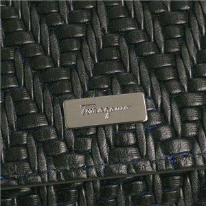 Ferragamo(フェラガモ) キーケース 668551 MIRO ブラック