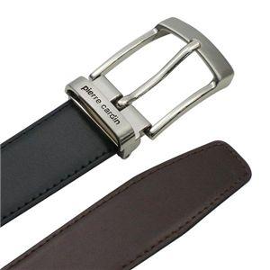 Pierre Cardin(ピエール カルダン) ベルト 370 Belt 30mm ブラック