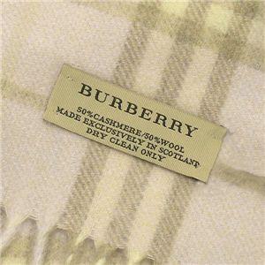BURBERRY(バーバリー) マフラー CHECK SCARF ピンク