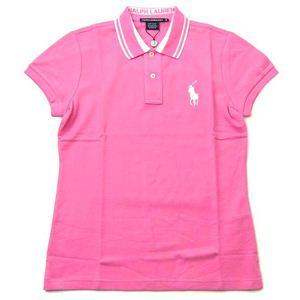 Ralph Lauren(ラルフローレン) ポロシャツ GK96C02 SS MORGAN POLO ピンク M