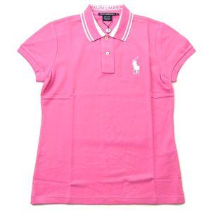 Ralph Lauren(ラルフローレン) ポロシャツ GK96C02 SS MORGAN POLO ピンク S