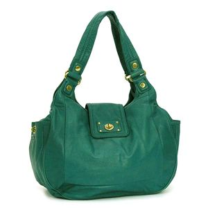 MARC BY MARC JACOBS (マーク バイ マークジェイコブズ)ショルダーバッグ TOTALLY TURNLOCK SLG M39200 TOBO ライトグリーン