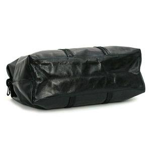 VANESSA BRUNO(ヴァネッサ・ブリューノ)トートバッグ  VDPX002V400126 LEATHERSPANGLETRAVEL SIZE ブラック