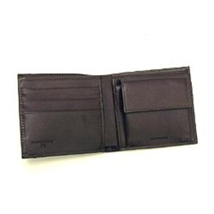 BURBERRY(バーバリー) 二つ折り財布(小銭入れ付) 11638924 ダークブルー