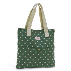 CATH KIDSTON(キャスキッドソン) トートバッグ FASHION 255110 WASHED COTTON TOTE W/POCKET