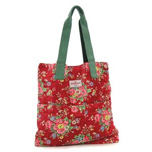 CATH KIDSTON(キャスキッドソン) トートバッグ FASHION 255349 WASHED VELVET TOTE