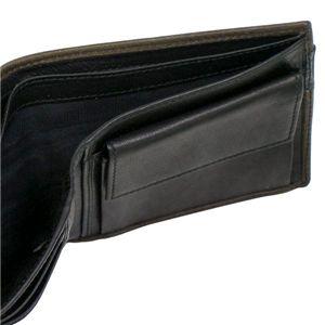 Emporio Armani(エンポリオ・アルマーニ) 二つ折り財布(小銭入れ付) YCD20 YEM772 80190 ダークブラウン
