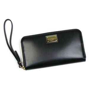 Dolce&Gabbana(ドルチェ&ガッバーナ) 長財布 BI0086 80999 ブラック