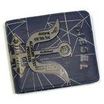 DIESEL(ディーゼル) 二つ折り財布(小銭入れ付) MONEY-MONEY 00XM69 HIRESH SMALL PU H2414 ブルー