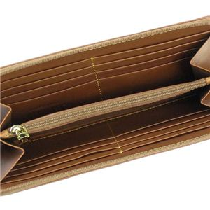 PrimaClasse(プリマクラッセ) 長財布 GEO CLASSIC C9112 キャメル