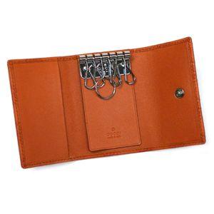 Gucci(グッチ) キーケース KEY CASE 138093 KEY CASE 7604 ダークオレンジ