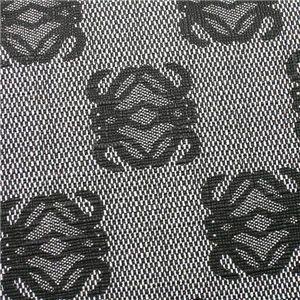 Loewe(ロエベ) 長財布 ANAGRAM COATED CANVA 168.80.964 LARGE ZIP AROUND WALLET 1100 ブラック
