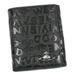 Vivienne Westwood(ヴィヴィアンウエストウッド) Wホック財布 COAST 737 グレー