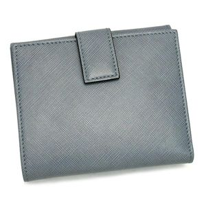 Ferragamo(フェラガモ) Wホック財布 VARA ICONA 22A951 434073 ライトグレー