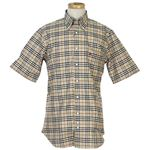 Burberry(バーバリー) メンズシャツ N SUSSEX M/C 5 キャメル 3