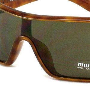 MIUMIU(ミュウミュウ) サングラス/メガネ MU05HS