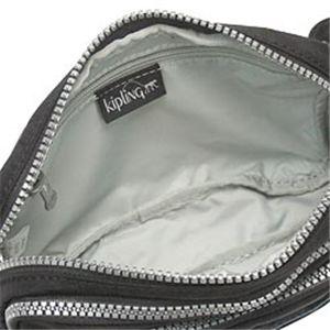 Kipling(キプリング) ベルトバッグ BASIC K13975 MULTIPLE 900 ブラック H13×W19.5×D3.5