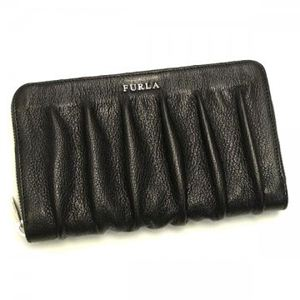 Furla(フルラ) 長財布 PJ70 O60 ブラック H9.5×W19.5