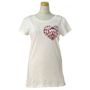 MARC BY MARC JACOBS(マークバイマークジェイコブス) レディースTシャツ M192670 141 ホワイト S