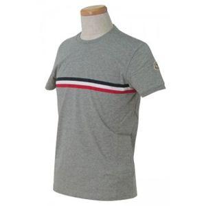Moncler(モンクレール) メンズTシャツ 80181 985 グレー M