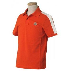 Moncler(モンクレール) メンズシャツ 83303 347 オレンジ