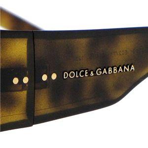 Dolce&Gabbana(ドルチェ&ガッバーナ) サングラス 0DG6020 502/71 LENS3.7X5.8