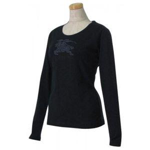 Burberry(バーバリー) レディースTシャツ   1499 ブラック 40