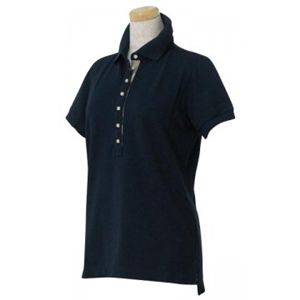 Burberry(バーバリー) レディースポロシャツ 1  3421 ネイビー L61S16W43SH35