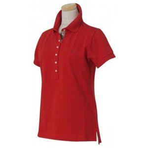 Burberry(バーバリー) レディースポロシャツ 1  4010 レッド L62.5S16.5W45SH36
