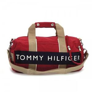 TOMMY HILFIGER(トミーヒルフィガー) ボストンバッグ 10 L200230 600  H23×W37×D17