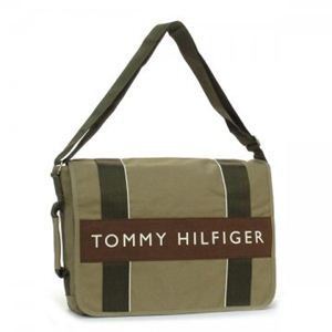 TOMMY HILFIGER(トミーヒルフィガー) ショルダーバッグ HARBOUR POINT  L500082 261  H33×W40×D12
