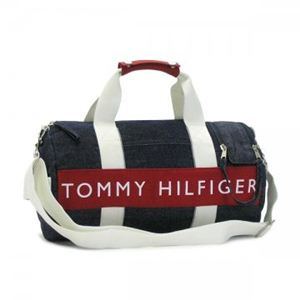 TOMMY HILFIGER(トミーヒルフィガー) ボストンバッグ HARBOUR POINT  L200159 400  H23×W37×D17