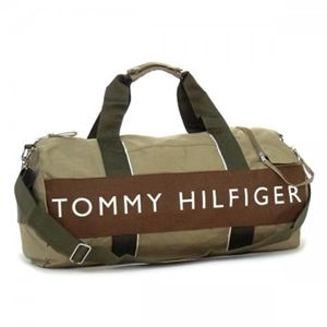 TOMMY HILFIGER(トミーヒルフィガー) ボストンバッグ HARBOUR POINT  L500080 261  H25×W54×D25