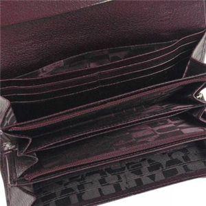 Furla(フルラ) 長財布 PJ69 MEL ワイン H10.5×W19.5×D3