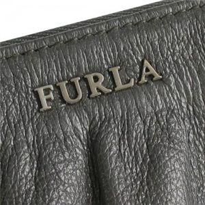 Furla(フルラ) 長財布 PJ70 FIL グレー H11×W19×D2.5